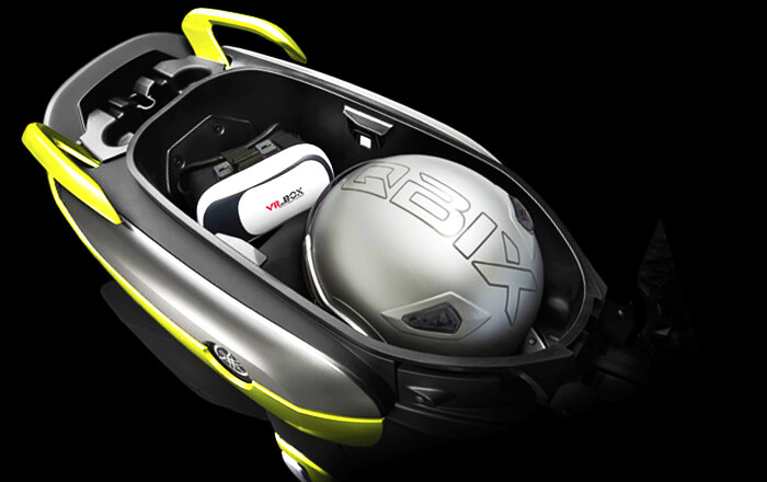 Yamaha QBIX 11