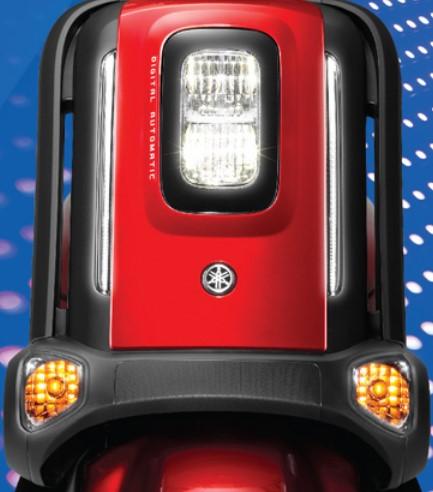 Yamaha QBIX 13