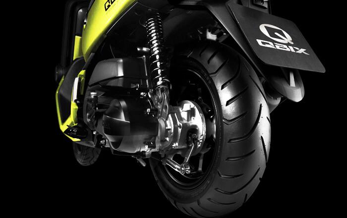 Yamaha QBIX 16