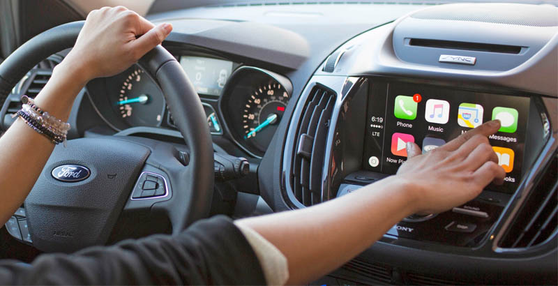 Ford SYNC 3 Connectivity story