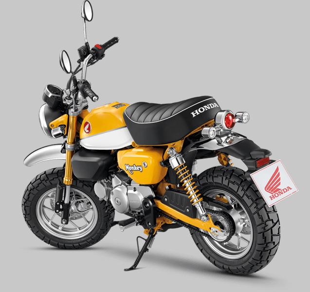 Honda Monkey 05