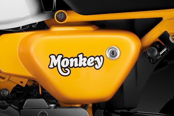 Honda Monkey 06
