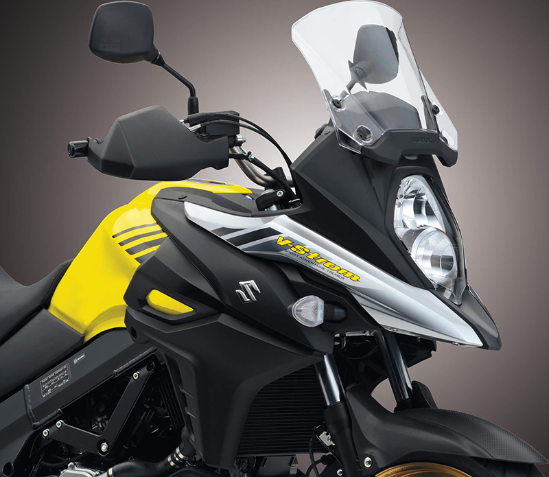 Suzuki V-Strom 650 02