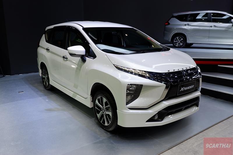 ใหม่ All New Mitsubishi Xpander 2018 2019 ราคา มิตซูบิชิ