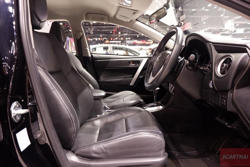 ใหม่ Toyota Altis ESPORT 2019-2020 ราคา โตโยต้า อัลติส เอส
