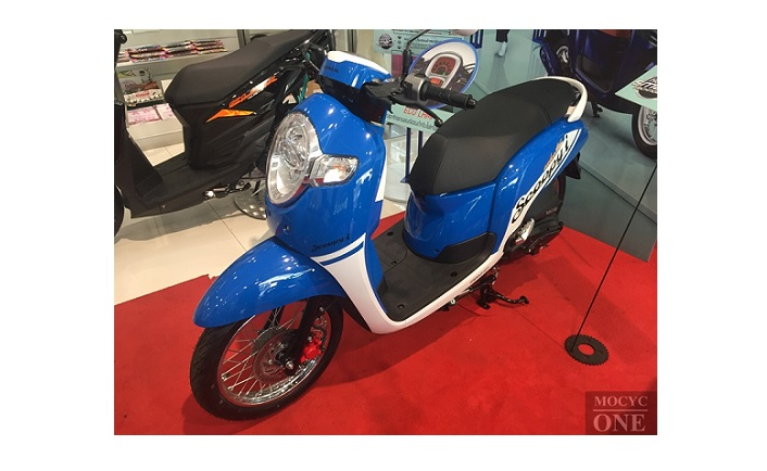 ใหม่ Honda Scoopy i 2019-2020 ราคา ฮอนด้า สกู๊ปปี้ ไอ ...
