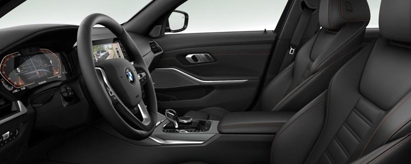 ใหม่ BMW Series 3 2019-2020 ราคา 320d, 330I ตารางราคา-ผ่อน ...