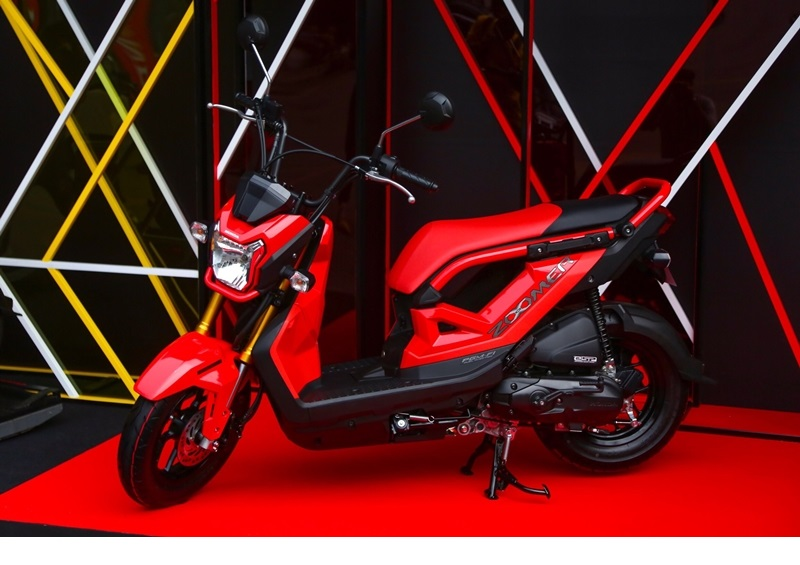 ใหม่ NEW Honda ZOOMER-X 2019-2020 ราคา ฮอนด้า ซูมเมอร์ ...