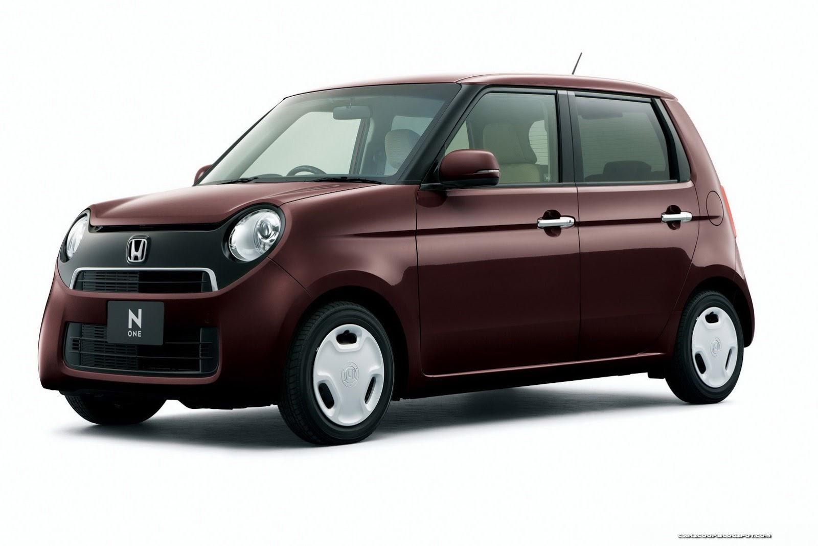 Honda เปิดตัวรถ N-ONE ตีตลาด Fiat 500 คุกคามทั่วโลก | รถ ...