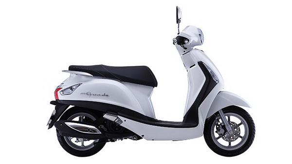 Yamaha Grand Filano เครื่องใหม่ ประหยัดยิ่งขึ้น รถใหม่