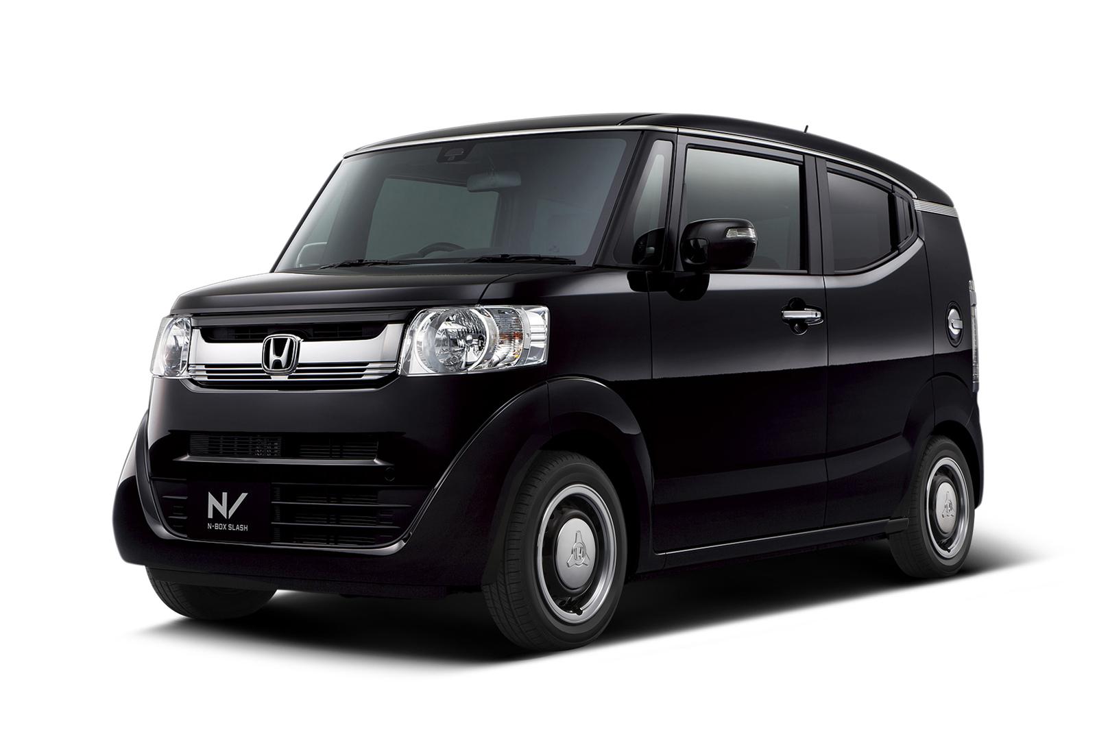 "Honda เปิดตัว ""N-BOX SLASH"" สุดน่ารักในประเทศญี่ปุ่นแล้ว ..."