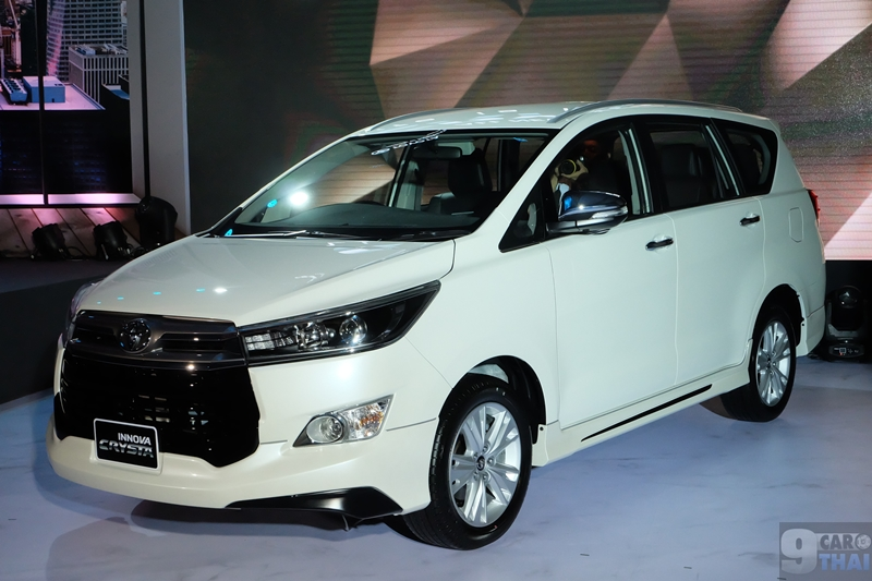 ALL NEW TOYOTA INNOVA CRYSTA