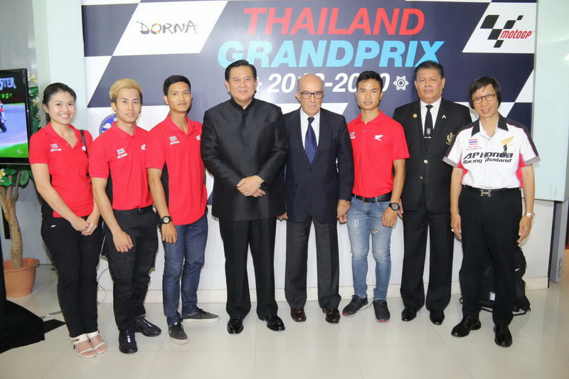 Honda-ThaiGP-PR