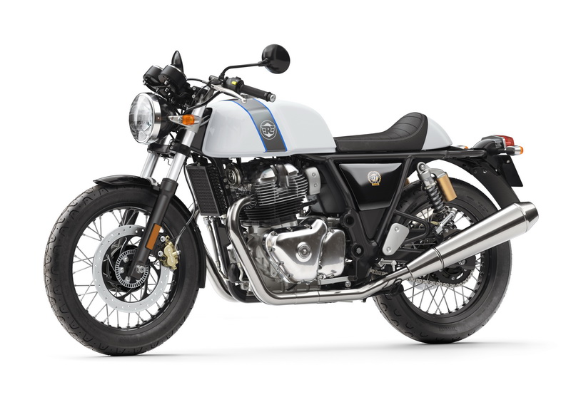 Royal Enfield Continental GT - Ice Queen Front 3-4_resize