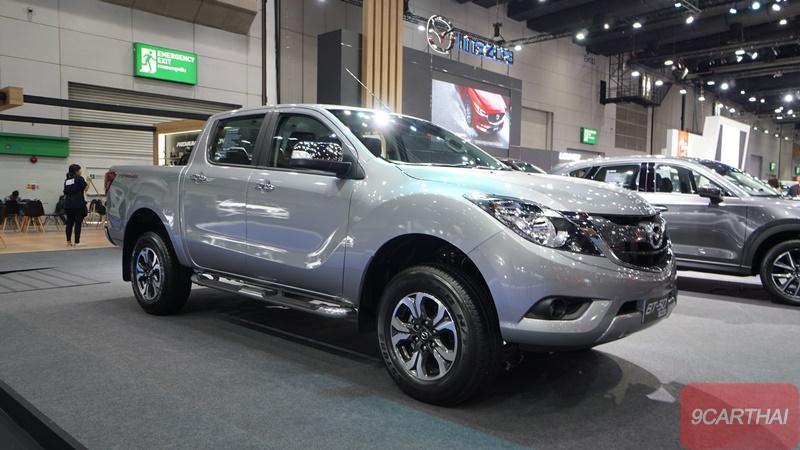 Mazda Bt 50 Pro 2019