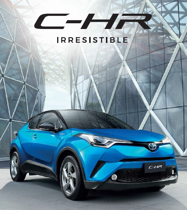 Toyota C-HR 01