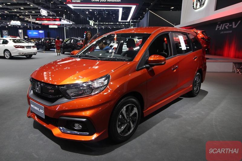 ใหม่ NEW Honda Mobilio 2021-2022 ราคา ฮอนด้า โมบิลิโอ ...