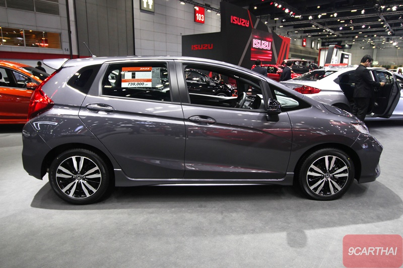 Honda jazz 2020 โฉม ใหม่