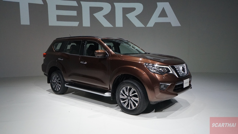 Nissan terra มือ สอง