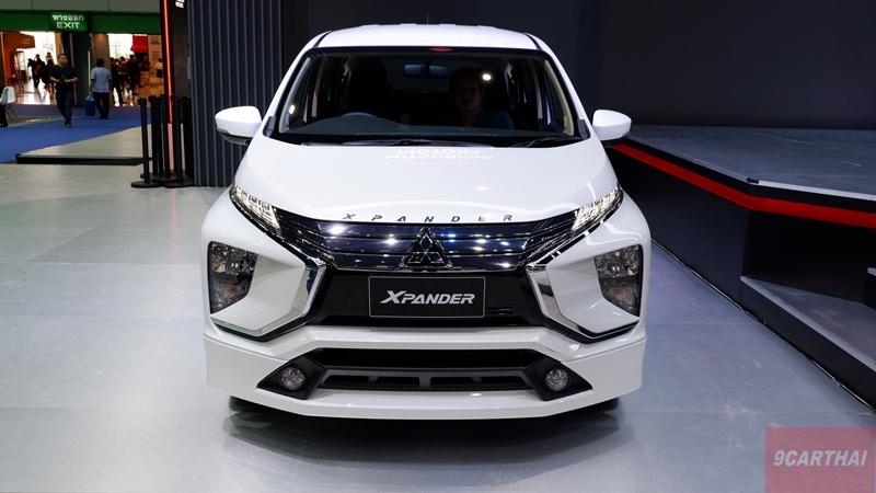 ใหม่ All New Mitsubishi Xpander 2019-2020 ราคา มิตซูบิชิ ...