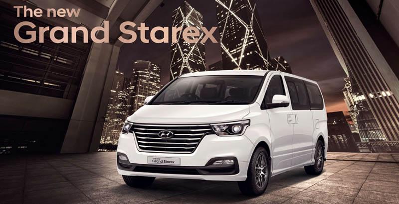 ใหม่ Hyundai Grand Starex 2020-2021 ราคา ฮุนได แกรนด์ สตา ...