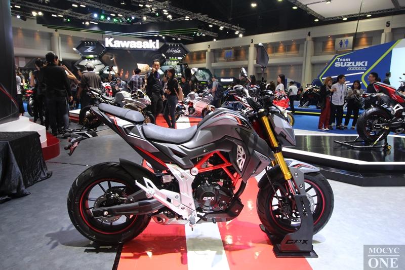 GPX Demon 150 GN 2016 มอเตอร์ไซค์ราคา 59,800 บาท จีพี