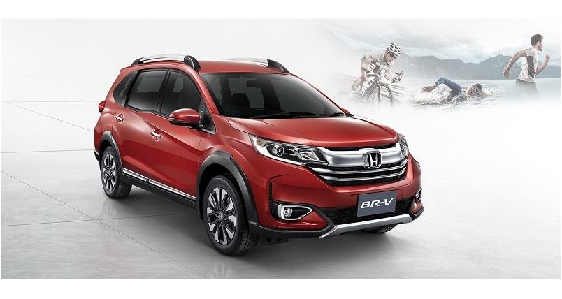 ใหม่ All-New Honda BR-V 2019-2020 ราคา ฮอนด้า บีอาร์วี ...