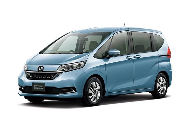 Honda Freed Minorchange 2019 เตรียมเปิดตัวที่ญี่ปุ่น 18 ตุลาคมนี้ | รถใหม่ 2020-2021 รีวิวรถ ...