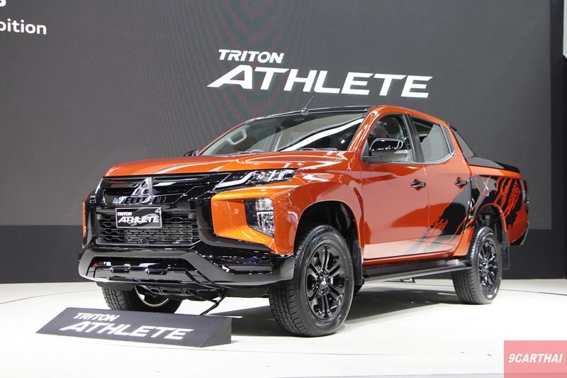 ใหม่ New Mitsubishi Triton Athlete 2020-2021 ราคา ...