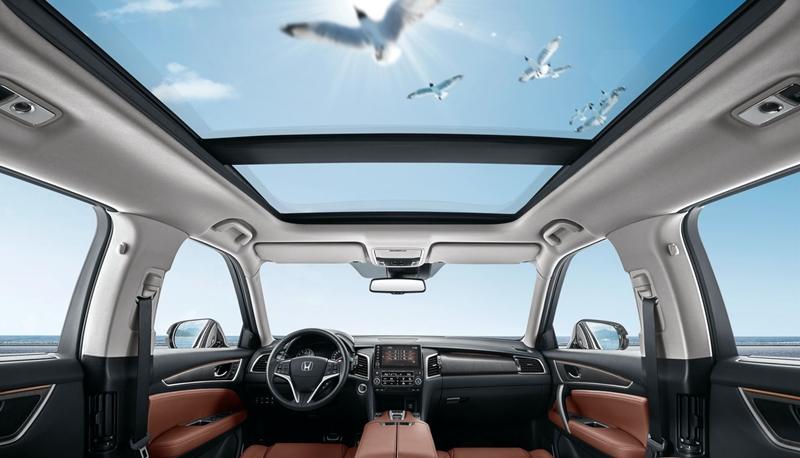Honda Avancier 2020 ยนตรกรรม SUV Coupe หรูกว่า CR-V แต่มี ...