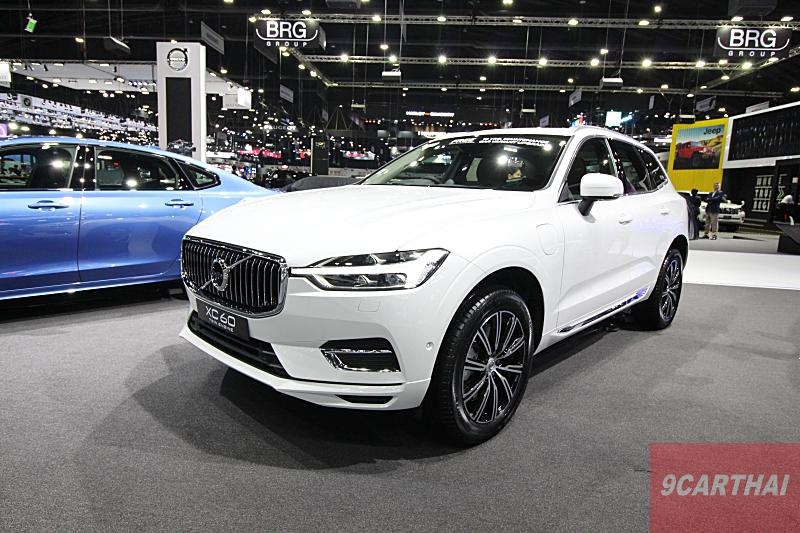 Volvo S60 T8 Twin Engine R-Design dilancarkan di Malaysia