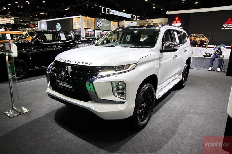 โปรโมชั่น Mitsubishi Pajero Sport 2021 รับข้อเสนอสุดพิเศษ ...