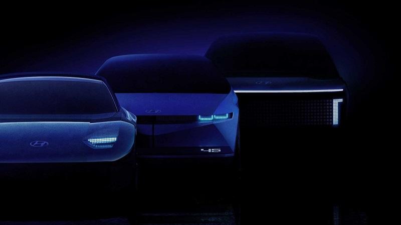 Ioniq EV car